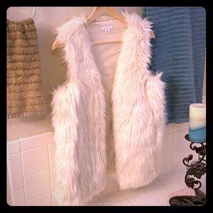 Xhilaration Faux Fur Vest